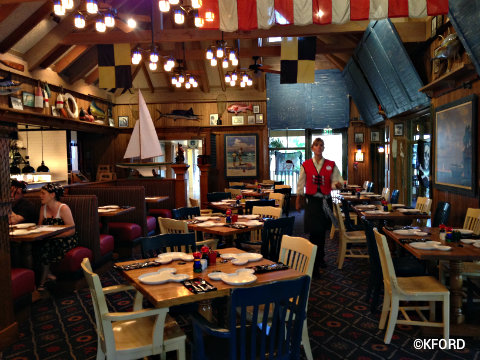 Character Pirate Dinner At Disney S Vero Beach Is A Treasure Mom