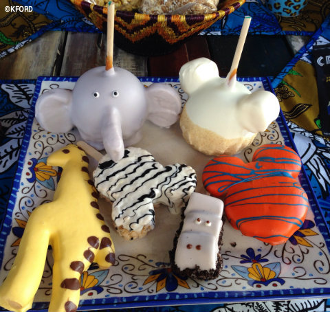 disney world animal kingdom harambe market zuris sweets animal treats