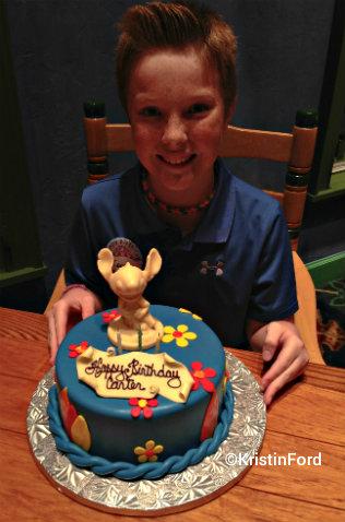 Admirable Ordering A Custom Cake At Walt Disney World Allears Net Funny Birthday Cards Online Elaedamsfinfo