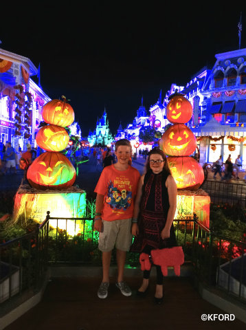 disney world mickeys not so scary halloween party