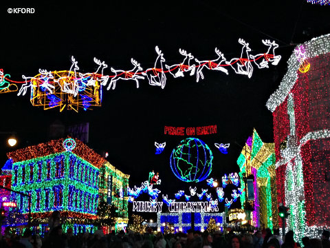 Holidays Around Walt Disney World
