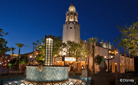 New Restaurant Added to Disneyland's World of Color Dining Package - AllEars.Net