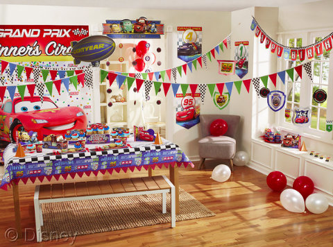 Disney And Hallmark Create At Home Birthday Party Kits