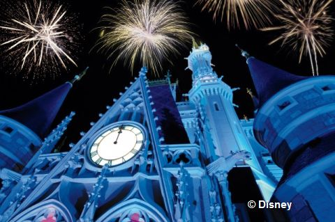 making last minute plans to celebrate new years eve at walt disney world