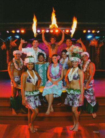 Polynesian Spirit of Aloha Show