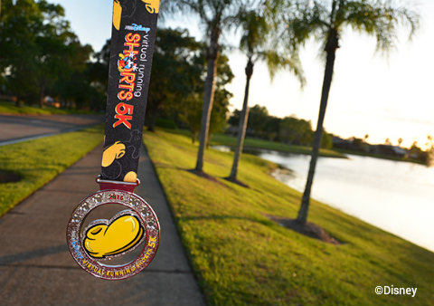 rundisney-Yellow-Shoes-Medal-virtual-race-mickey-5k.jpg