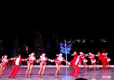 seaworld christmas winter wonderland finalejpg - Christmas Shows Tonight