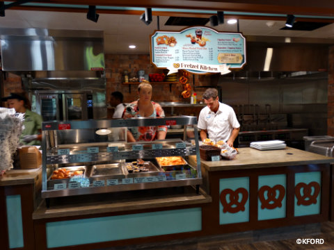 Mama s Pretzel Kitchen opens at SeaWorld Orlando A Mom