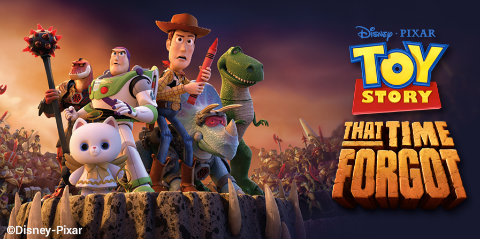 Download Film Toy Story-That Time Forgot (2014) 720p HD