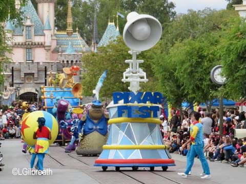 Pixar Play Parade Luxo Jr