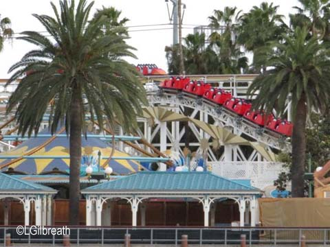 Incredicoaster testing