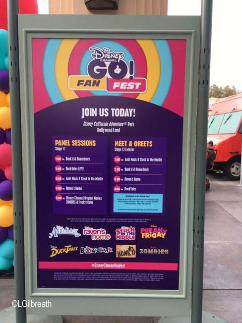 Go! Fan Fest meet and greets