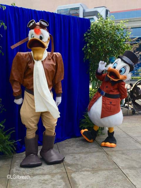 Duck Tales Launch McQuack Scrooge McDuck
