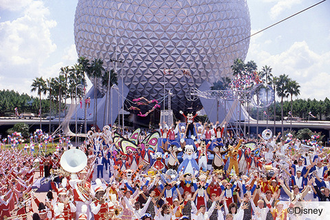 Epcot Entertainment