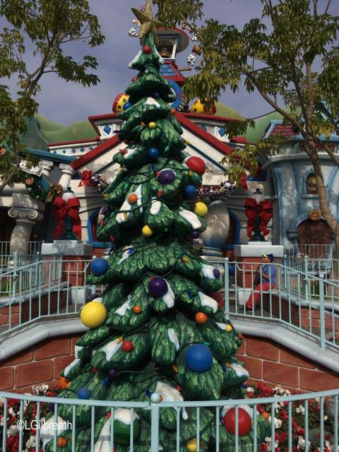 Disneyland Holidays 2017