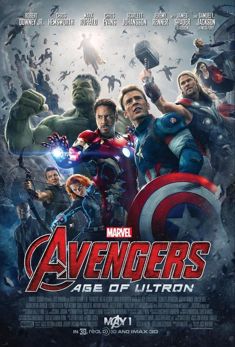 """Avengers: Age of Ultron"" Review"