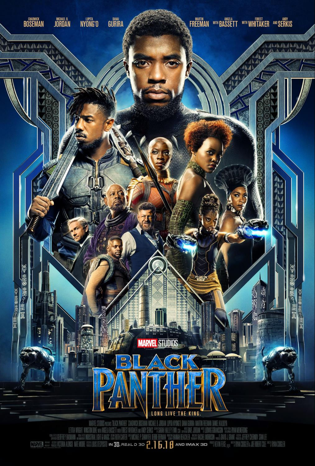 Black panther press junket salute to all things disney but mostly blackpanther59f24429d2605g ccuart Image collections