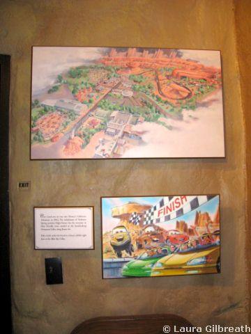 Carsland at Disney's California Adventure