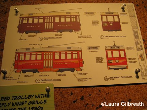 Red Car Trolley at Disney's California Adventure