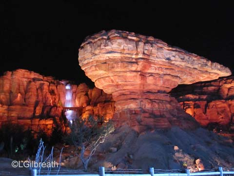 Cars Land - NOW OPEN!