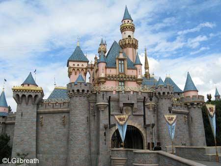 disneyland california castle. disneyland california map.
