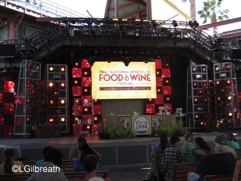 DCA Food and Wine Festival Culinary Demos