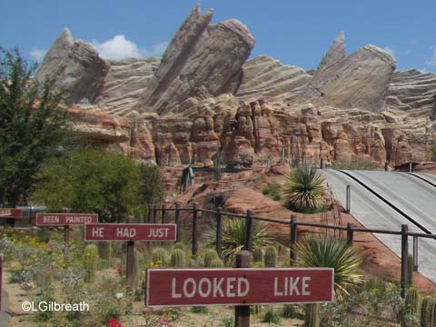 Buena Vista Street and Cars Land Sneak Peek
