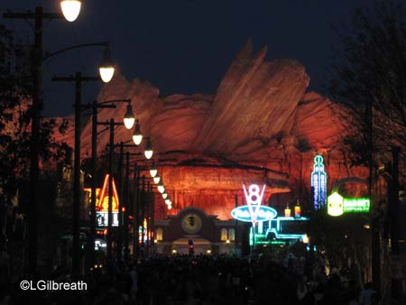 Random Musings about Disney California Adventure