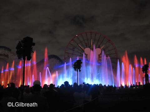 World of Color Celebrate Report