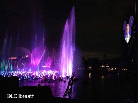 World of Color - Celebrate