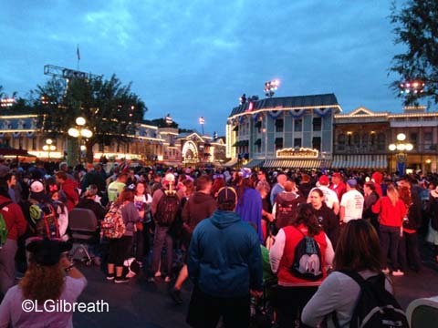 Disneyland 24 hour event
