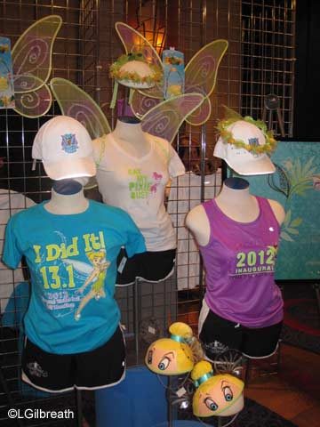 Inaugural Tinker Bell Half Marathon - The Details