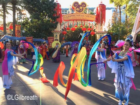 Lunar New Year 2018 Mulan's Lunar New Year Procession