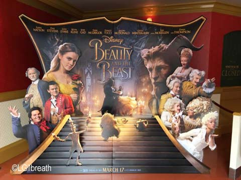 Beauty and the Beast Sneak Peek