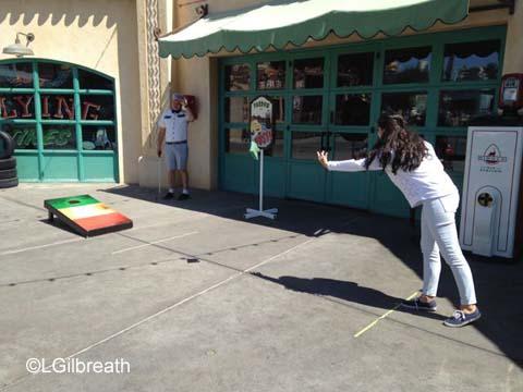 Springtime Fun at Disneyland