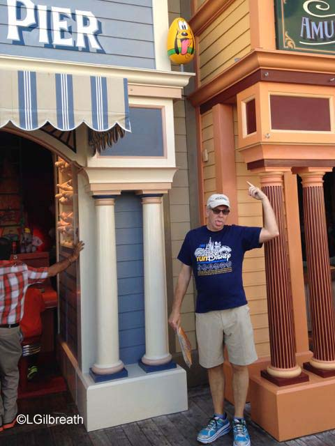 Disneyland Egg-stravaganza