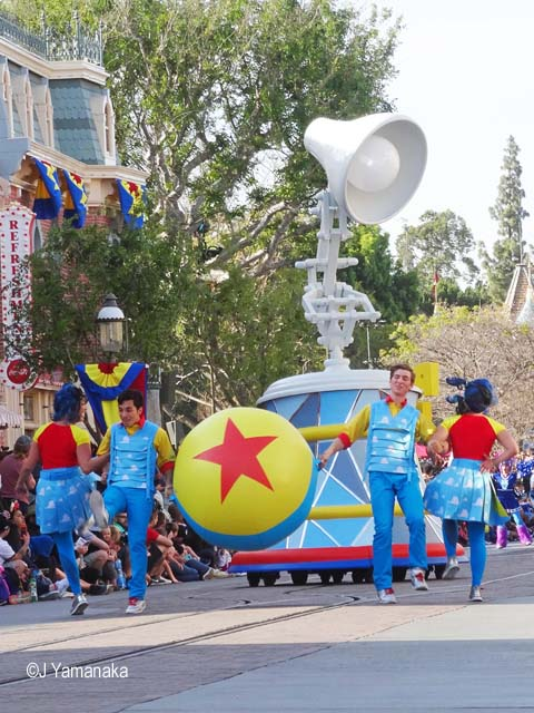 Pixar Fest Luxo Jr