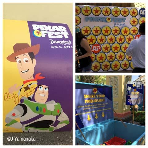 Pixar Fest AP Corner