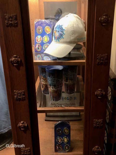 Disneyland Annual Passholder merchandise