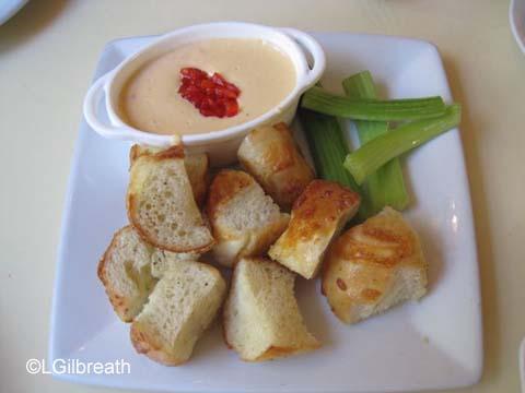 Creamy Pimento Cheese Dip