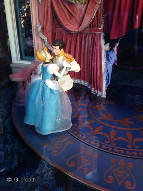 Cinderella Enchanted Window
