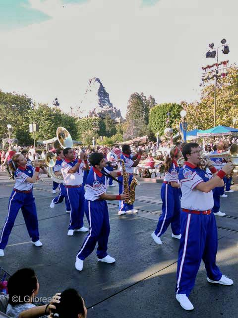 College Band Main Street