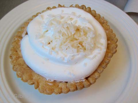 Flo's Coconut Cream pie