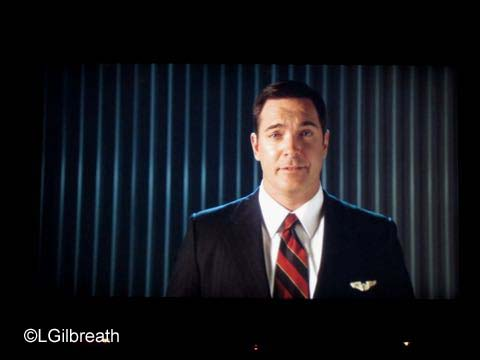 Soarin' - Patrick your flight attendant