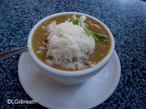 Cafe Orleans Chicken Gumbo