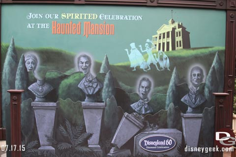 Haunted Mansion photo spot