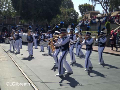 Disneyland Band 7/17/15