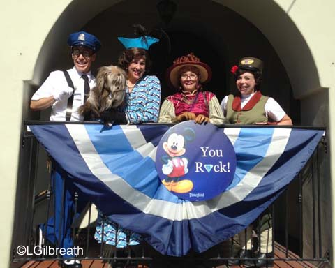 DCA Citizens of Buena Vista Street
