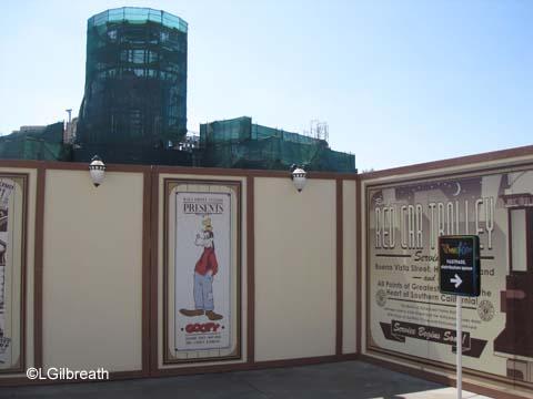 Disneyland Updates and Random Observations - August 5, 2011, Part 1