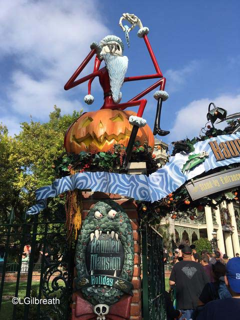 Halloween Time Haunted Mansion Holiday